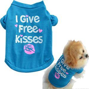 Custom Peste impresso roupas de cães