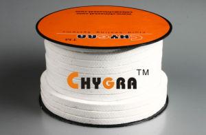 Junta da bomba de PTFE puro embalagem trançado de fibra (P1130) Material de vedação