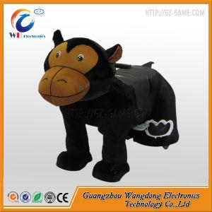 Os brinquedos Musical de Natal para Kiddy cavalo