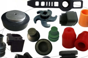 Las piezas de goma moldeados de goma personalizados, Productos, Piezas de caucho de silicona ODM OEM