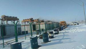 500kw de Generator van het Aardgas voor Krachtcentrale