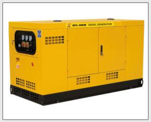 Monofásica Trifásica Mute-Style/geradores a diesel (GF3 Série)