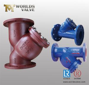 Ferro fundido tipo Y Fabricante do Filtrador