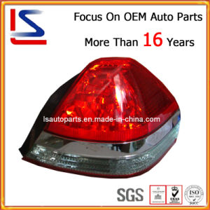 トヨタGx110'01 (WHITE/RED)のための自動Spare Parts Tail Lamp (LS-TL-414)
