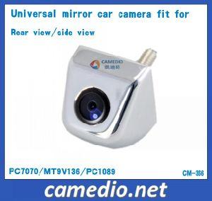Parafuso do alojamento de metal Universal para Automóvel Espelho Câmera de Vídeo Digital para Vista Traseira/Vista lateral