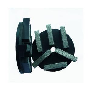disco di molatura concreto del diamante di Terrco di segmento di 80mm