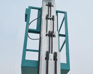 Один мачты антенны рабочей платформы (максимальная высота 9 м)