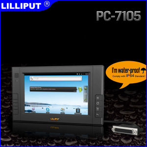 OS Android 2.3를 가진 One PC에 있는 Lilliput PC-7105 Capacitive Panel 7  Embedded All