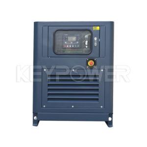 Keypower silencioso Generador Portátil Tipo 25kVA grupo electrógeno Cummins para uso interno