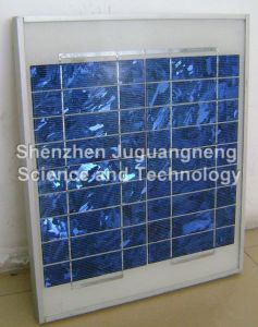 Panel Module Mono Solar PV de Sistema de Energía Solar