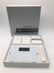 Goochie新しいデザインM-4デジタル常置構成の眉毛の入れ墨機械