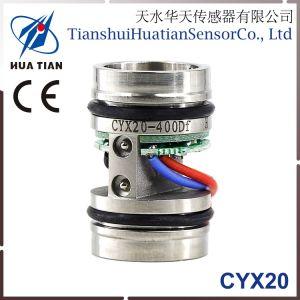 Huile de silicone rempli capteur de pression piézorésistif Cyx20CE-2