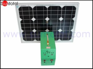 Portable Solar Energy Collector System 30W (STS030)
