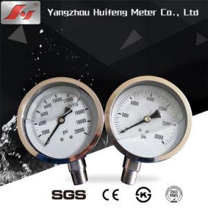 China mejor Manómetro OEM/ODM Fabricante Bienvenido a la investigación y póngase en contacto con nosotros