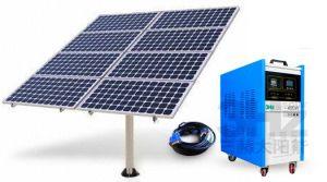 1000W太陽エネルギーシステム(格子を離れて)