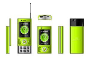 Telefono mobile di E5 TV