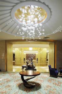 El lujo de alta calidad personalizado el vestíbulo del hotel conjunto muebles