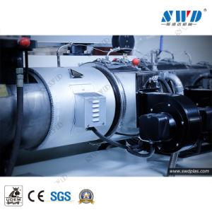 Rentable de extrusión de tubo de plástico de PVC Automático haciendo de la línea de maquinaria