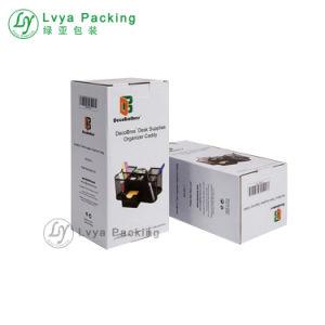 China impresión personalizada de productos cosméticos de plegado de papel de embalaje caja caja de papel