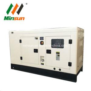 無声タイプ3段階15kVAのディーゼル発電機の価格