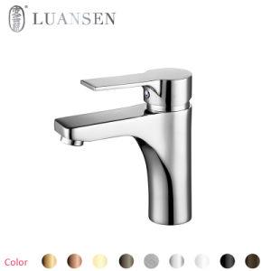 贅沢な単一のレバーの浴室の洗浄のミキサーの洗面器の蛇口
