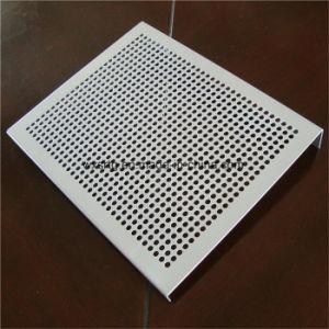 Trou de diamants en acier inoxydable 201 Plaque perforée
