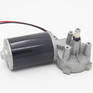 DC Motor de engranaje helicoidal para limpiaparabrisas (88ZYT-WOG)