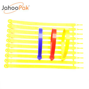 さまざまなカラーバーコードによってカスタマイズされる消火器のプラスチック機密保護のシール