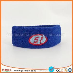 Absorbeer Zweet Terry Sport Headband Sweatband voor Tennis