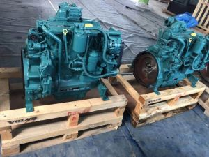 D4d Ec140b 14521396 Volvoエンジンのアッセンブリの掘削機