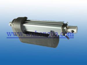 24V DC Motor del actuador lineal con la clase de protección IP66.