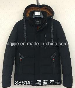 Les hommes Fashion hiver Veste à capuche Rembourrage de haute qualité