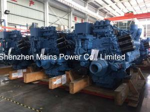 2500kVA 독일 Mtu 디젤 엔진 발전기 M2500g 대기 2500kVA Mtu 발전기