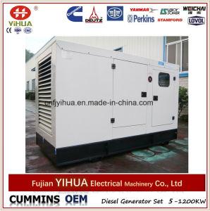 16КВТ 20 ква звуконепроницаемых навес дизельного генератора с двигателя