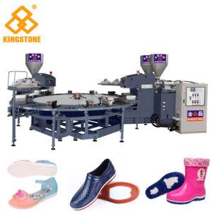 Автоматическая один цветной ПВХ сандалии производственной линии