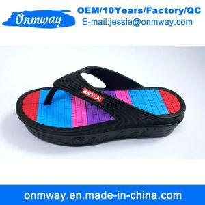Cinco colores de moda Hombre verano al aire libre Flip-flops