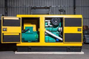 200квт Silent с генераторной установкой дизельного двигателя Cummins