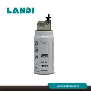 Auto Parts Separador de agua de combustible el filtro de combustible PL420 612630080088 Vg1540080311 por Mann HOWO Camiones FAW