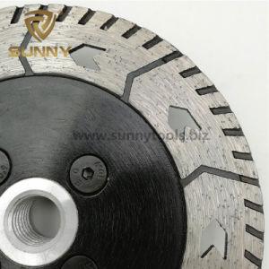disco asciutto sinterizzato di taglio e di molatura del granito 7
