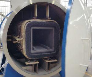 Карбид кремния индукционного нагрева вакуумный термообработки спекания печи