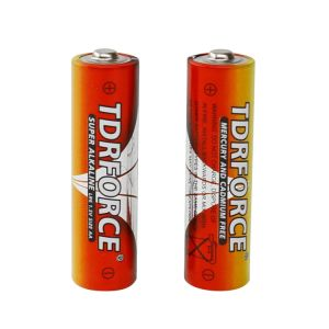 1,5V AA pile alcaline Lr6 Super avec le BSCI (LR6-AA)