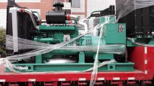 580kwマラソンの発電機の終わりの大会の国際規格のVolvoのディーゼル機関を使用してディーゼル発電機セット