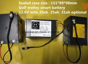 中国のゴルフカートのゴルフトロリー電気トロリーのための12V 20ah 240Wのリチウムゴルフ力電池
