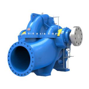 Zentrifugale doppelte Absaugung-aufgeteilte Gehäuse-kälteerzeugende Flüssigkeit-Pumpe