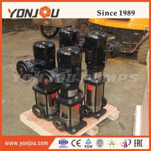 1 Polegada -5polegada Gdl Qdl Cdl Bomba Multiestágio vertical da bomba de água centrífuga para Frighting Contra Incêndio e alimentação da caldeira