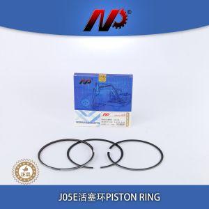 건설장비 J05/J08를 위한 소형 굴착기 바퀴 굴착기 엔진 부품 피스톤 링