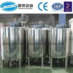 La Chine vertical en acier inoxydable liquide et poudre cuve de mélange de mélange des machines plante Mixer Blender