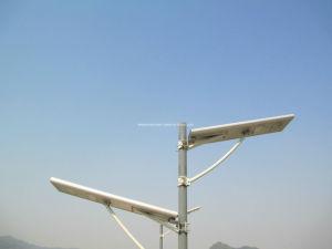 1つの統合されたLEDの太陽街灯の6Wすべて