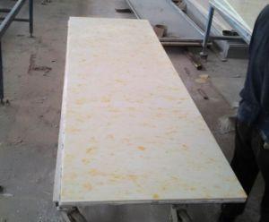 設計されたArtificial Stone Vantity TopsおよびCountertops Quartzite Stone
