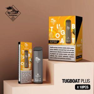 Cigarrillo electrónico Pen Plus 600 inhalaciones de remolcadores Ecig dispositivo pod Vape desechables